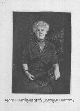 Mary O'Bannon Smith Caldwell, circa 1900