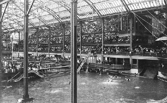 The Sutro Baths, 1896