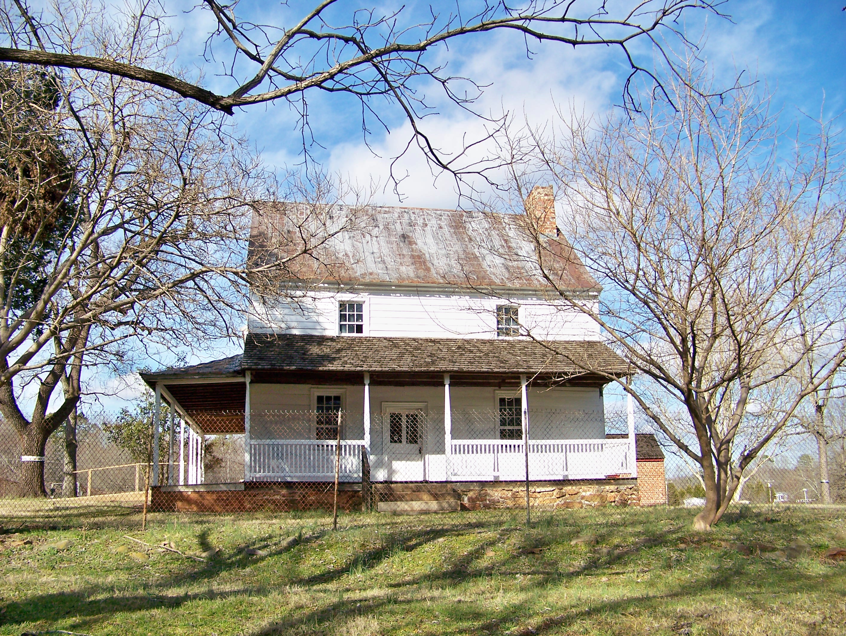 Hoyle Historic Homestead