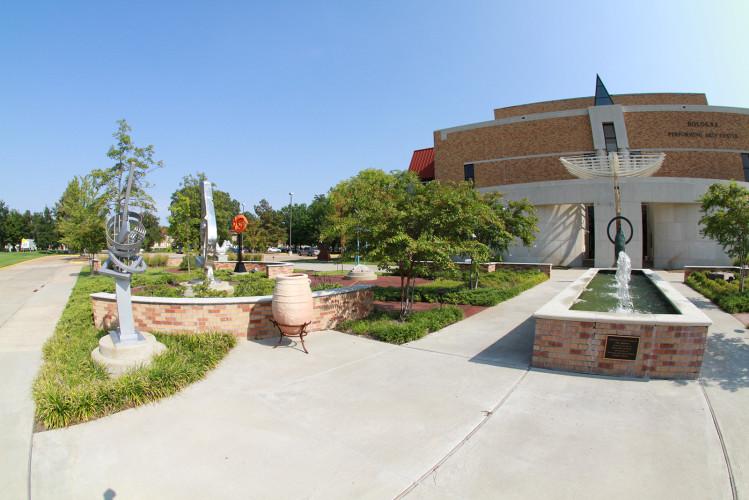 Jimmy Sanders Sculpture Garden