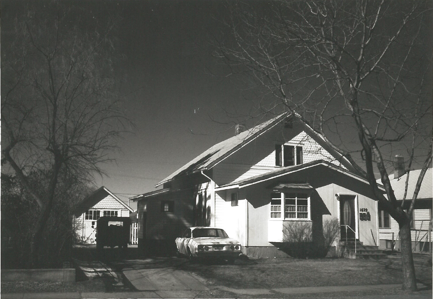 McMillan House, 1978, by Vicki Sandstead