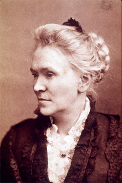 Photograph of Matilda Joslyn Gage