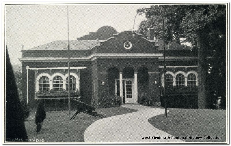 The Recreation Building, 1930