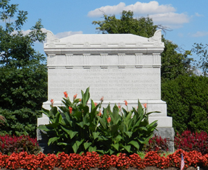 Image of the Civil War Unknowns Monument at Arlington Cemetery