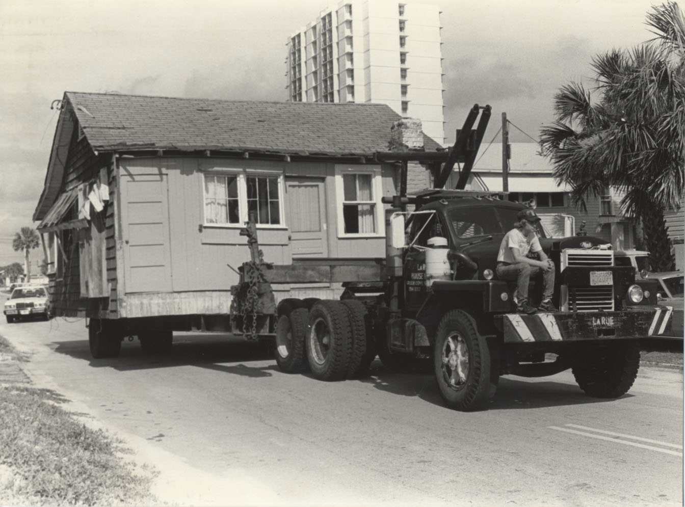 Moving the Post Office to Pablo History Park