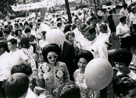 Eeyore's Birthday Party in the 1970's