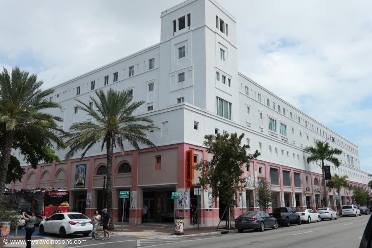 Cubaocho's building.