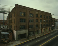 The Herndon building in 1980.