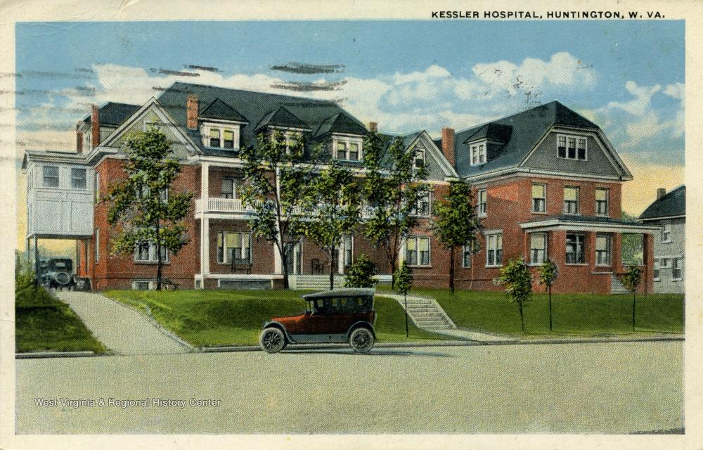 Kessler Hospital at its second location