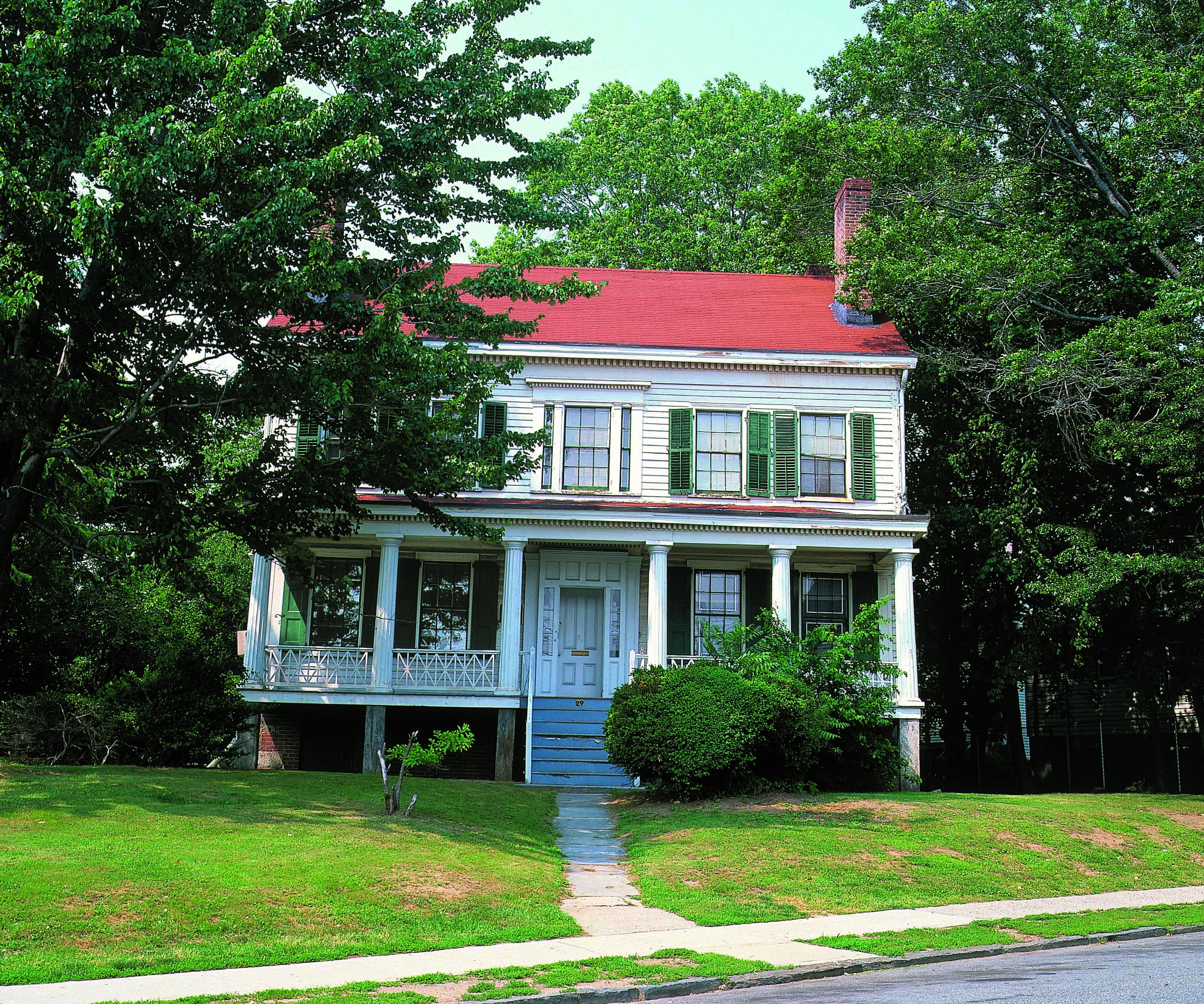 John Stevens House.