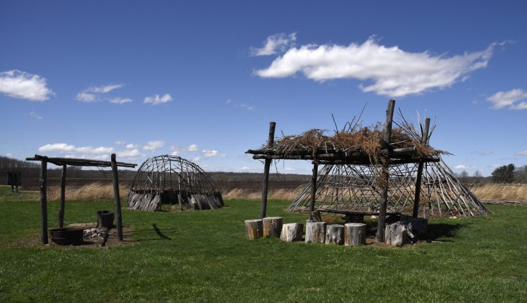 The site of Prophetstown has become a state park in Indiana, and some traditional Native American structures have been recreated
