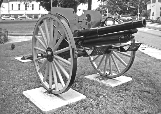 Spanish-American War Cannon