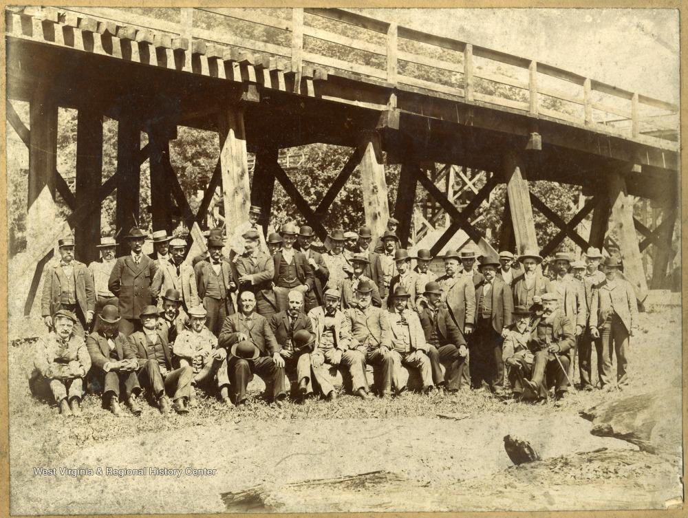 Train, Crew, History, Girder bridge