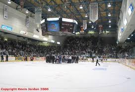 Peterborough Memorial Center with Fans