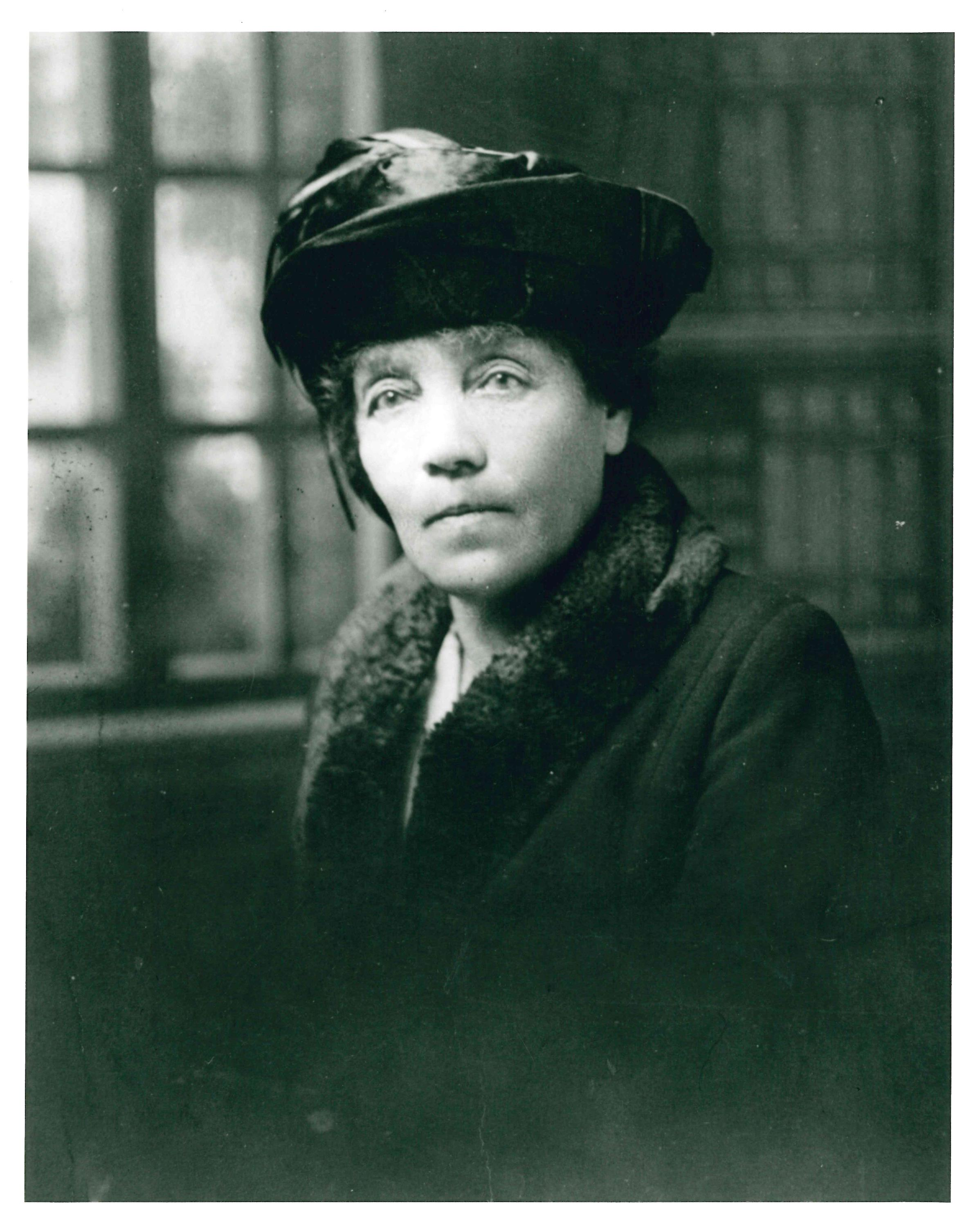 Portrait of Lady Belle Lougheed, Calgary, Alberta, c.1910s