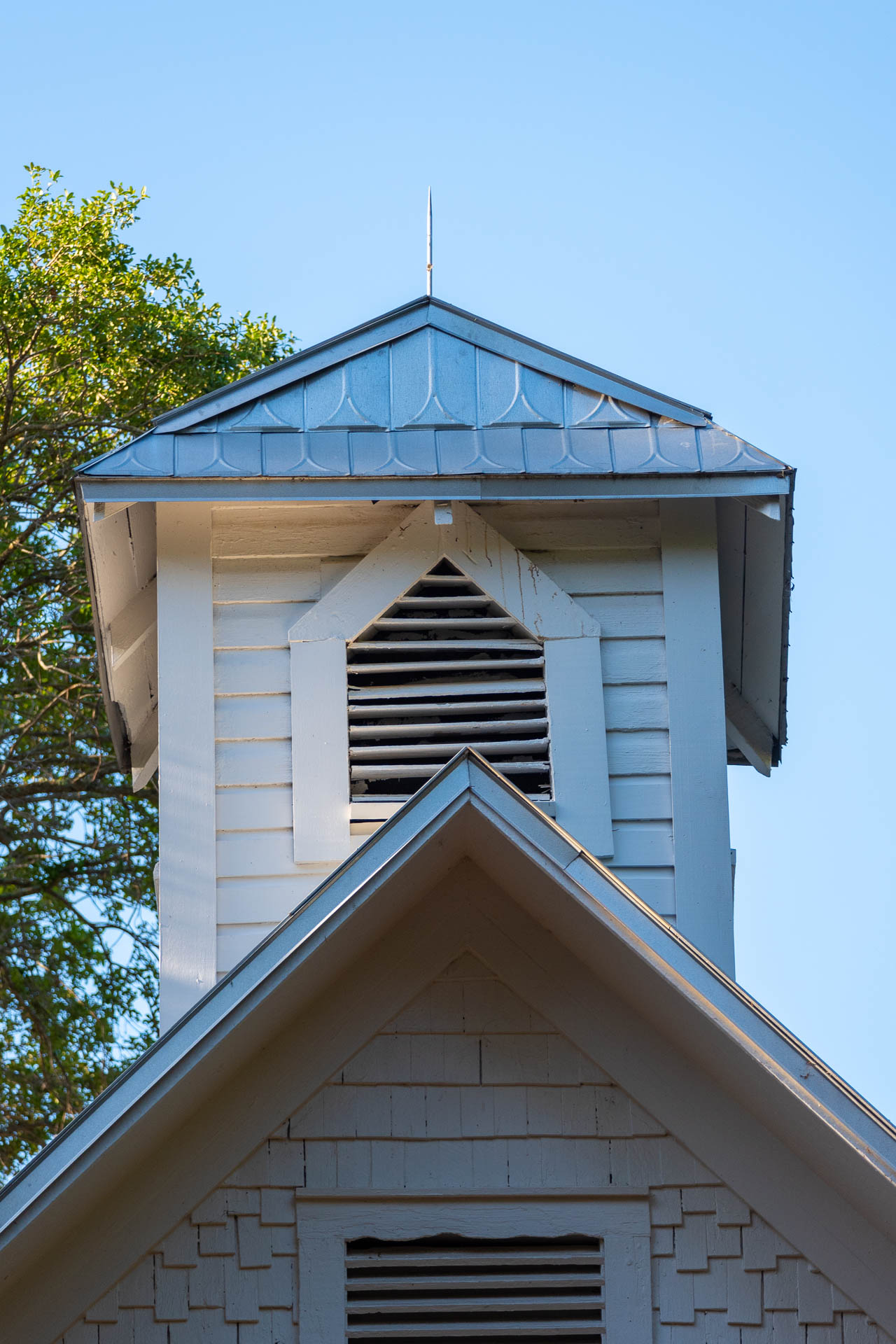 Belltower at the Safety Harbor Church
