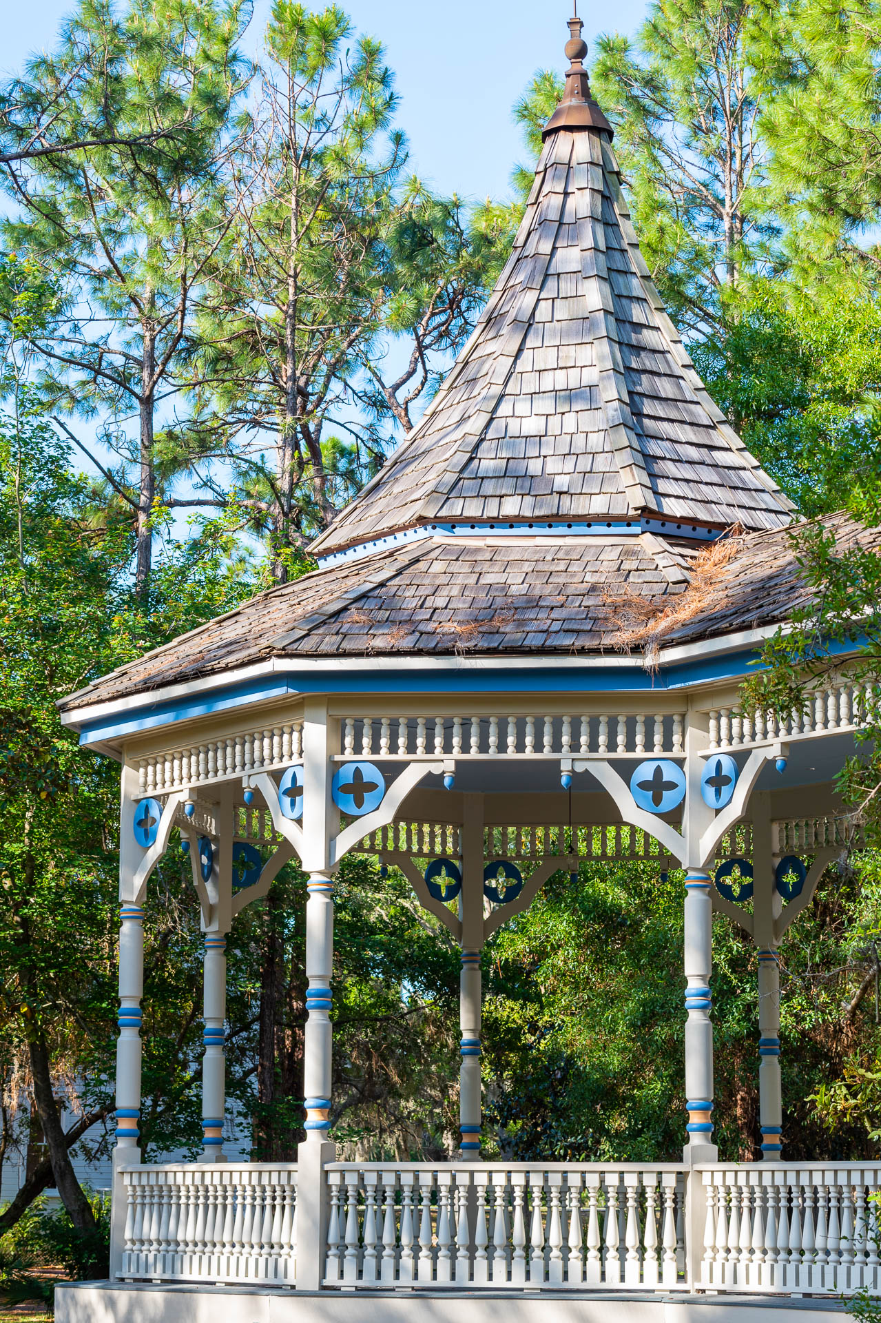 Williams Park Bandstand