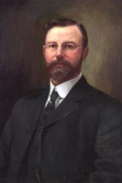 Portrait of Melville Scovell