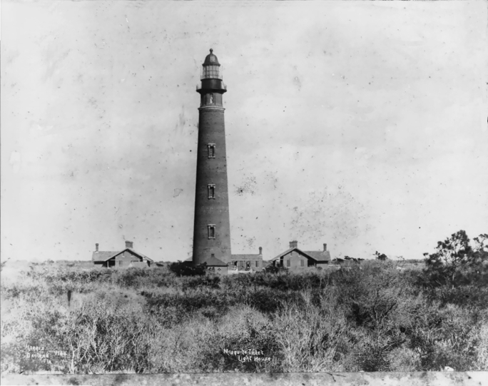 Activated on November 1, 1887, the tower is considered to be one of the museums most important artifacts.