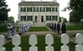The restored Shaker village offers a restaurant and inn making this a place to explore and experience history.
