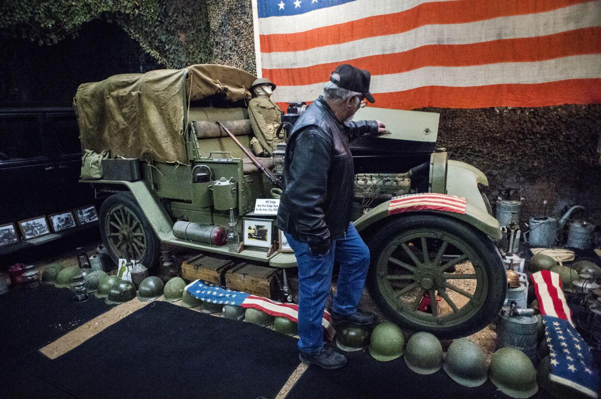 1st Dodge Truck used by the U.S. Army in World War I