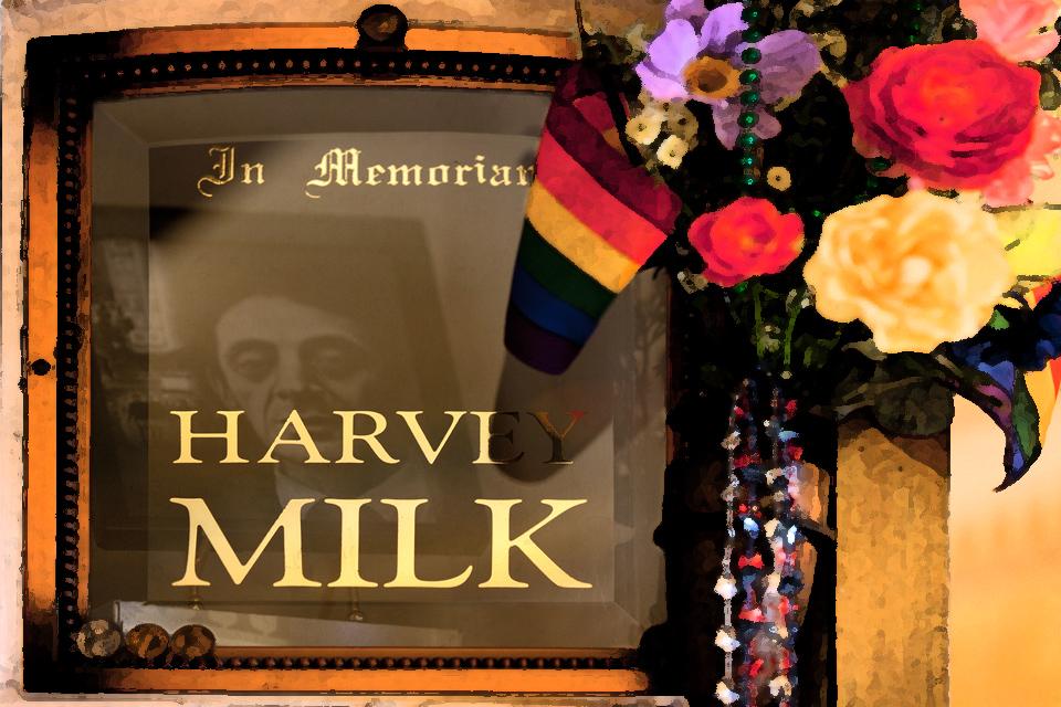 Harvey Milk Memorial
