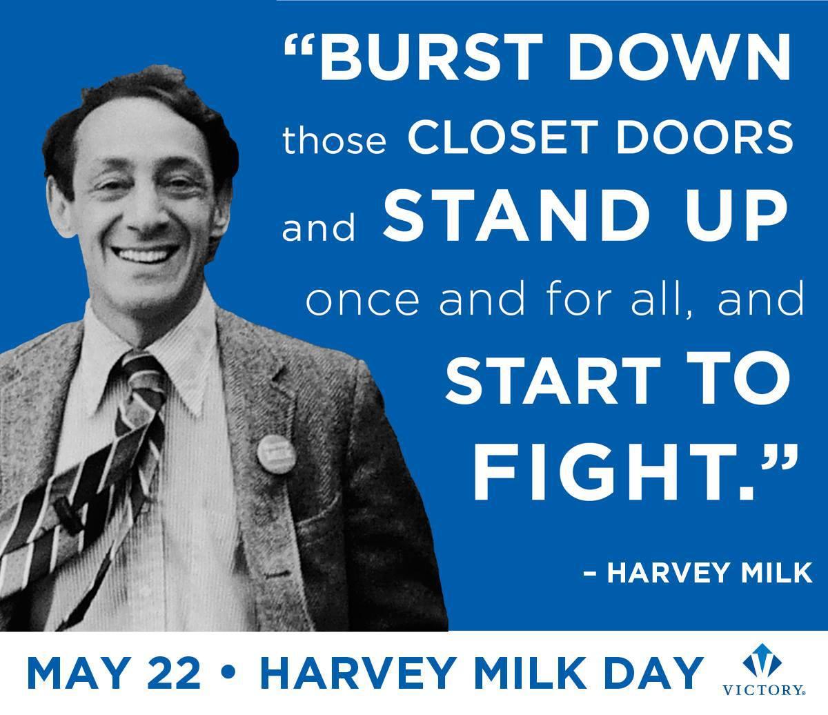 """Harvey Milk """"Believe"""""""