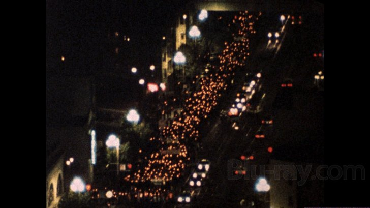 Remembering Harvey Milk candlelight walk