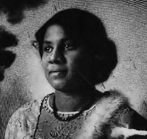 Photograph of Ora Brown Stokes courtesy of Virginia Commonwealth University, Special Collections and Archives.