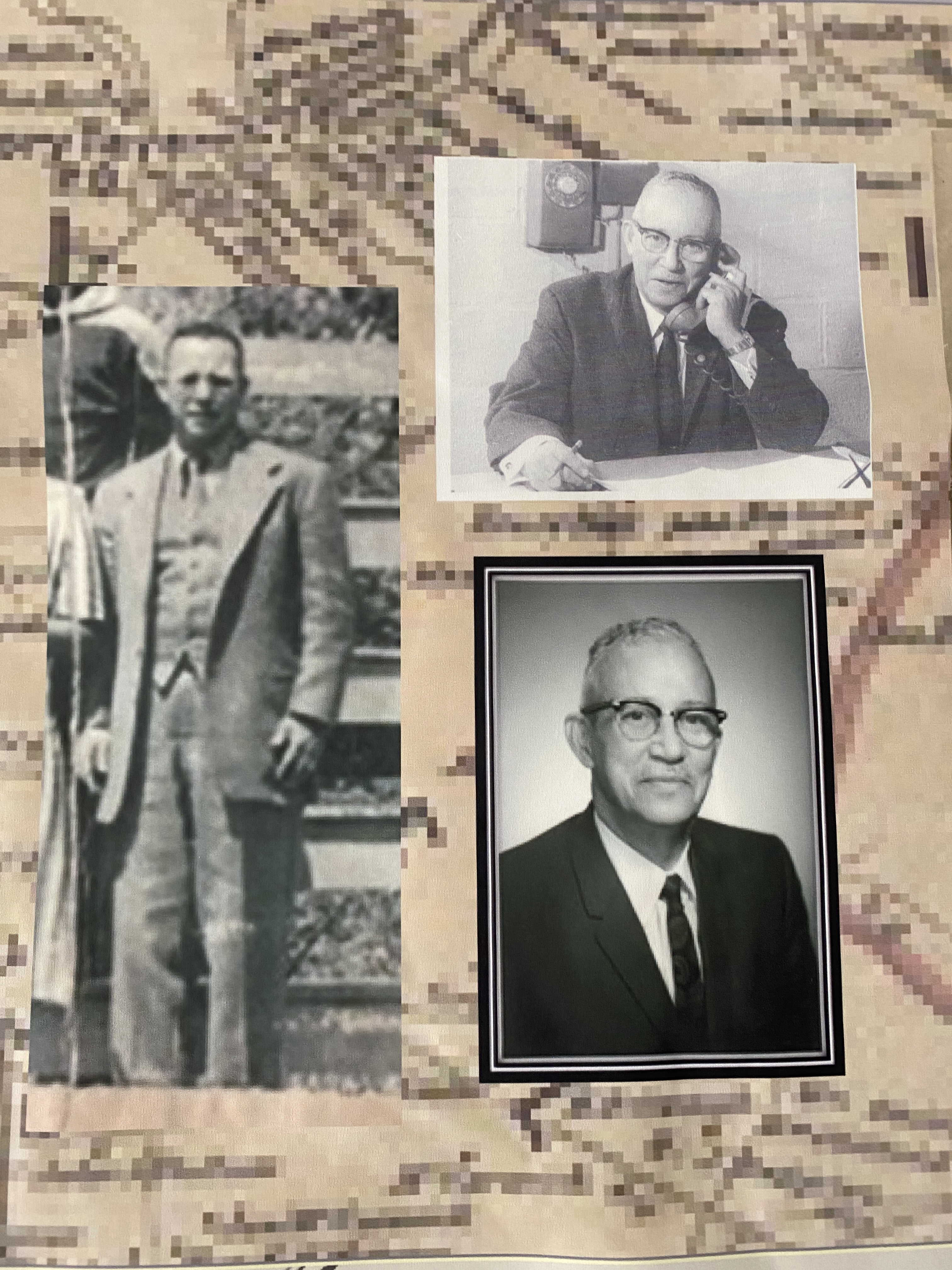 Baltimore native Leon S. Roye, he was the first African American principal in Harford County