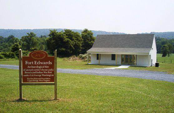 Fort Edwards Foundation.
