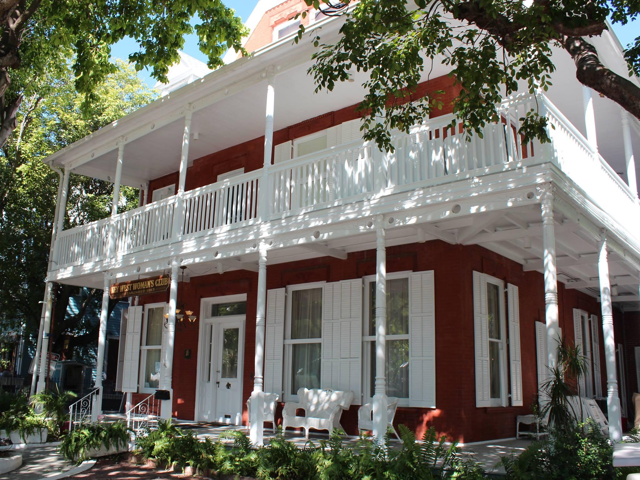Key West Woman's Club -- Hellings House