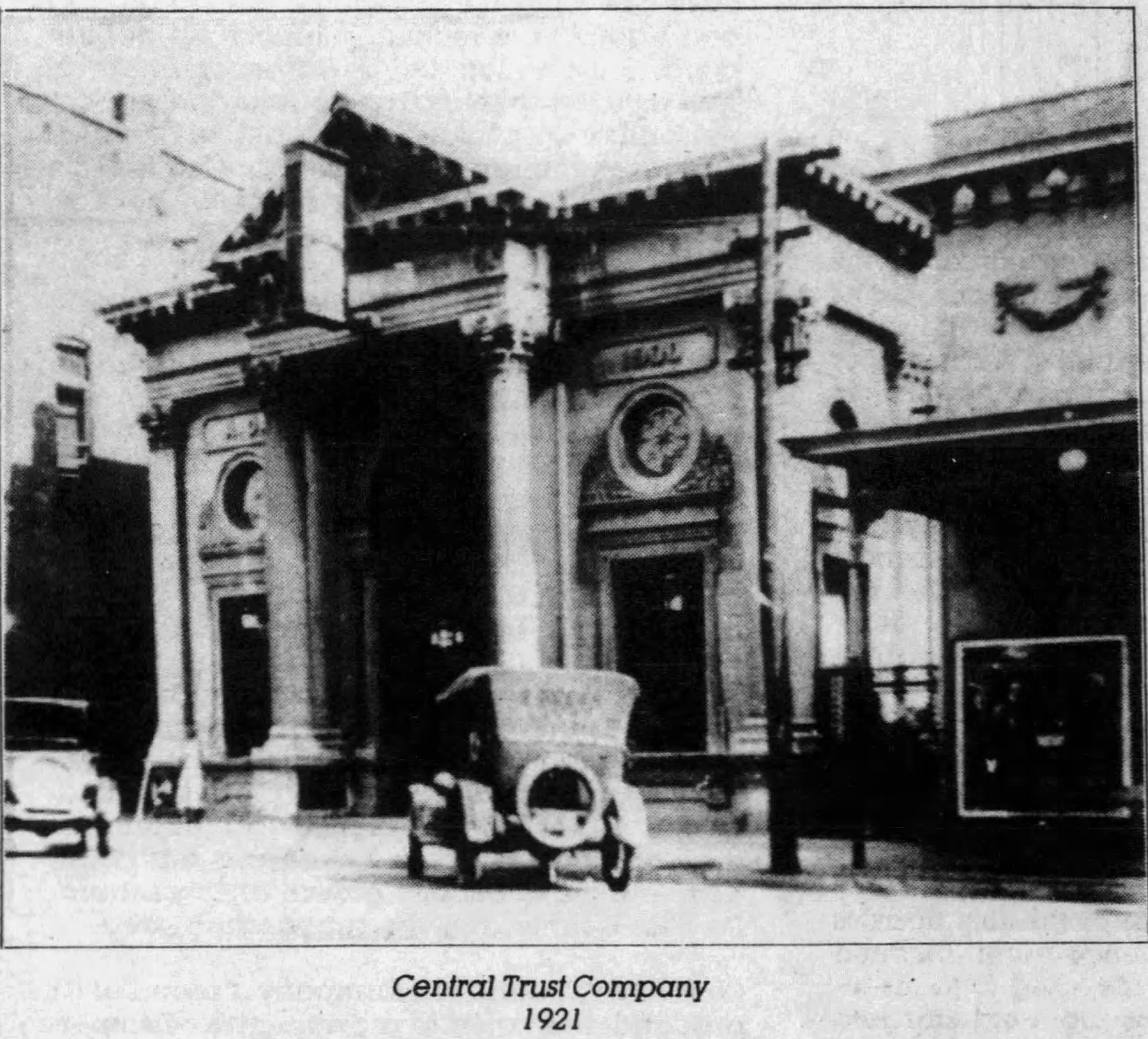Central Trust Company 1921