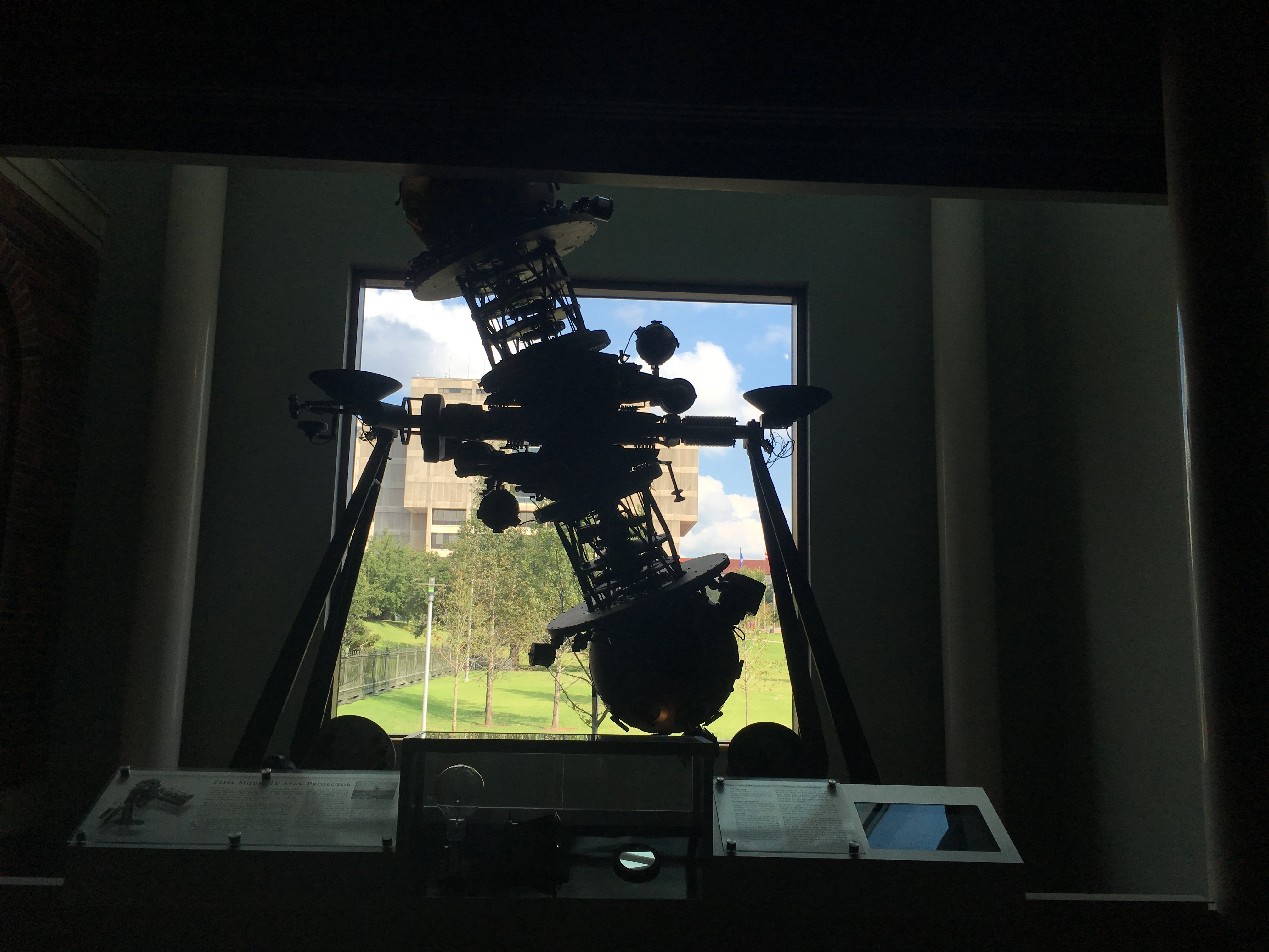 Zeiss Star Projector