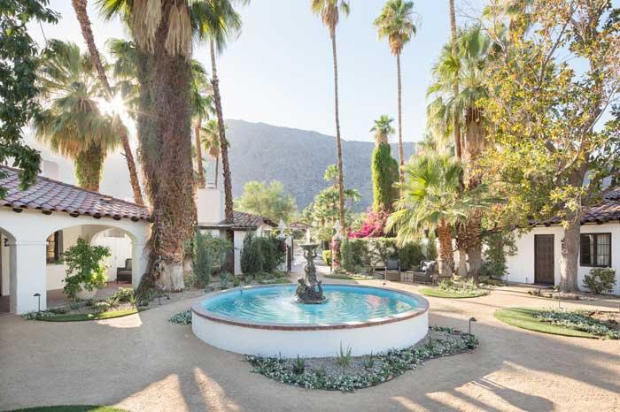 Ingleside Inn in Palm Springs