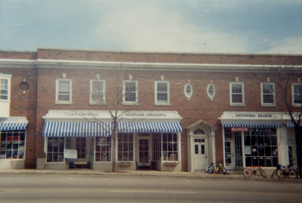 The Bartholomay building, 1994
