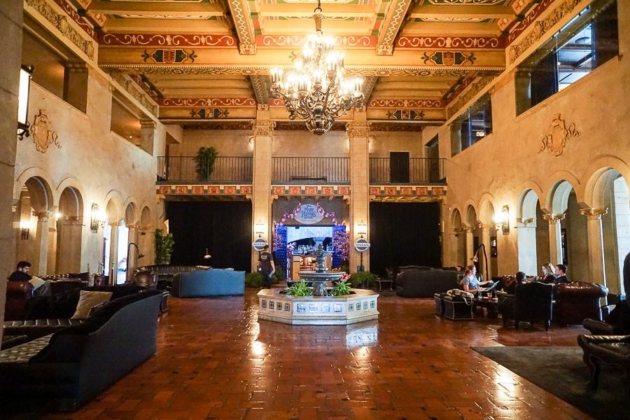 Decoration, Lighting, Hall, Interior design