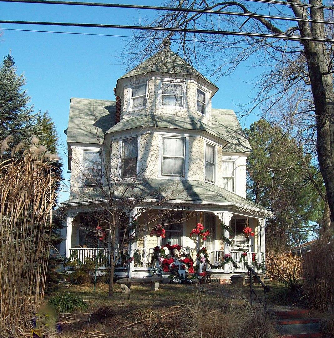 O'Dea House, Berwyn Heights, Maryland, December 2008