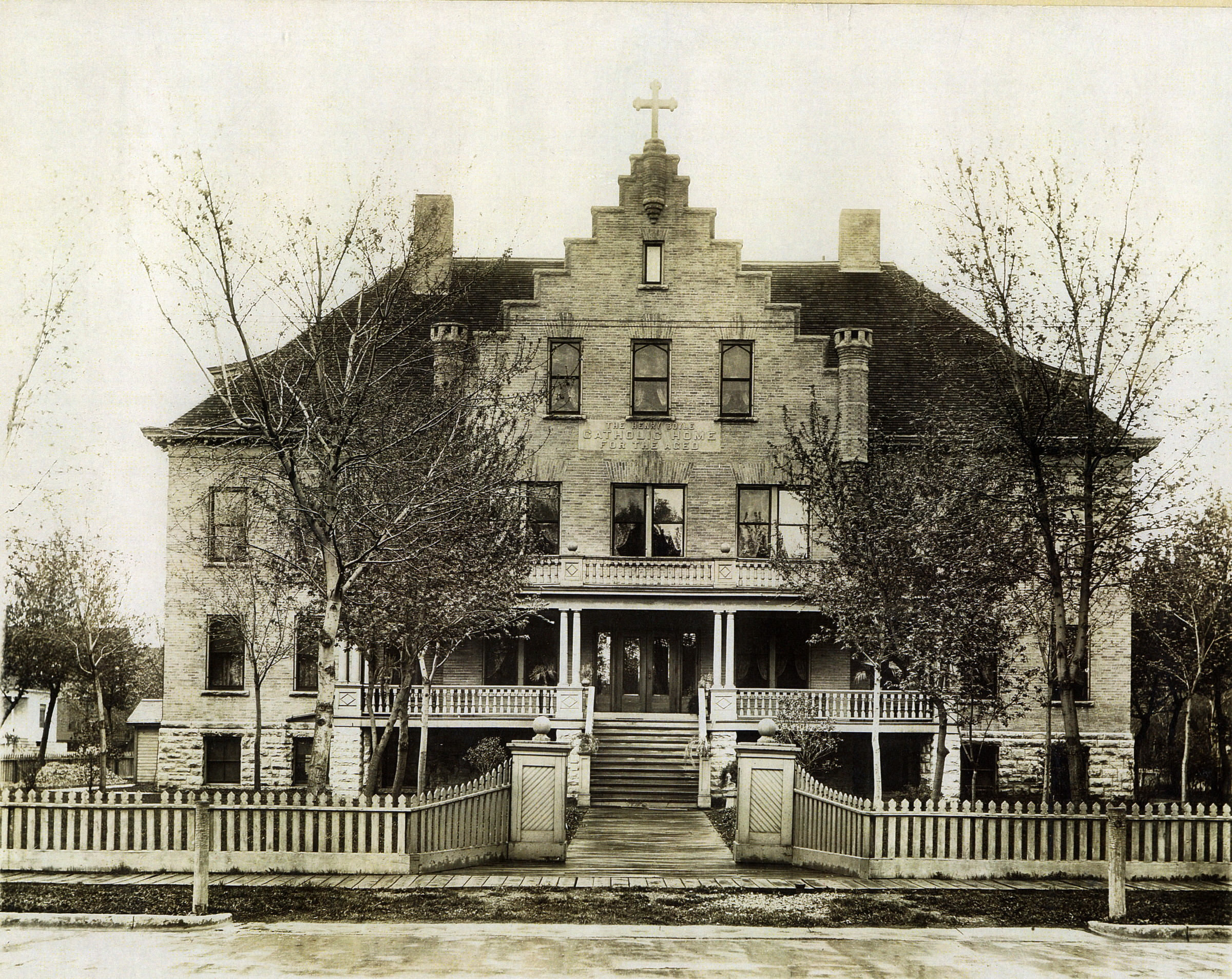 Henry Boyle Catholic Home for the Aged, c. 1910s