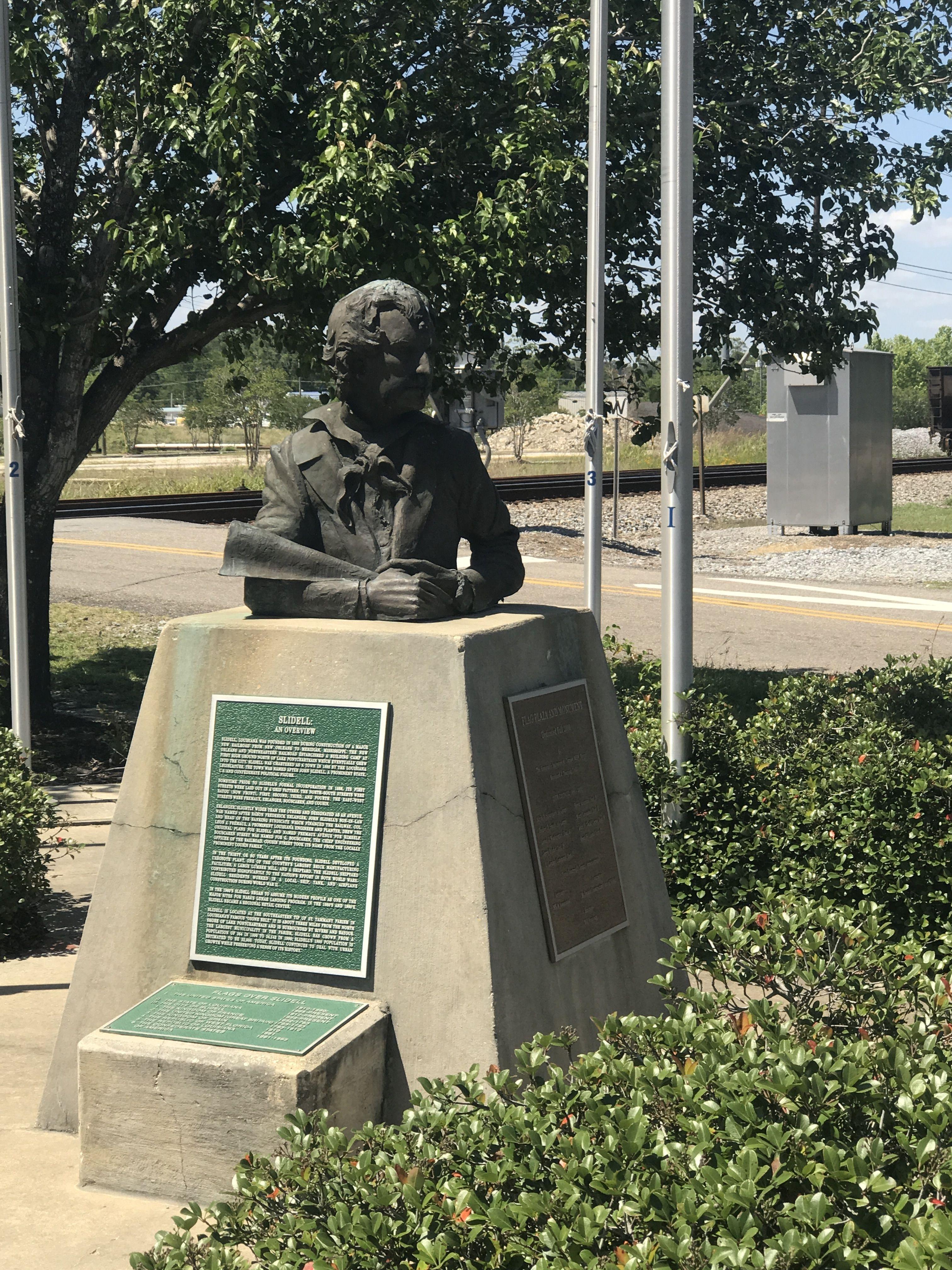 John Slidell Monument