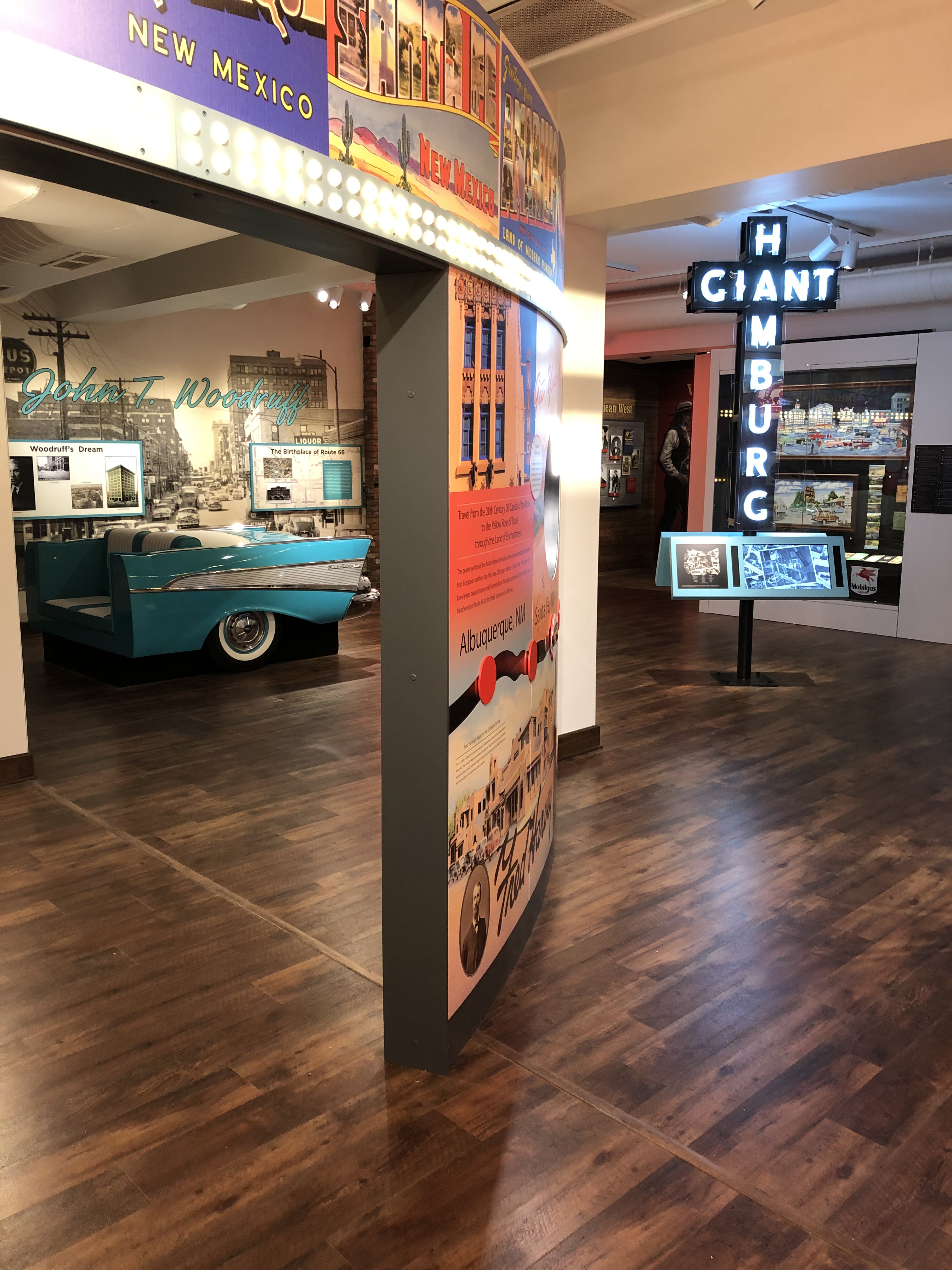Explore Route 66 on national and local levels