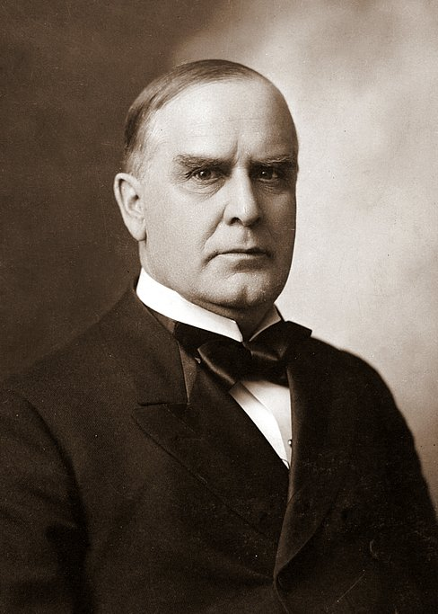 William McKinley, the 23rd President of the United States, was a lieutenant in the 23rd Ohio Volunteer Infantry while they were stationed here.