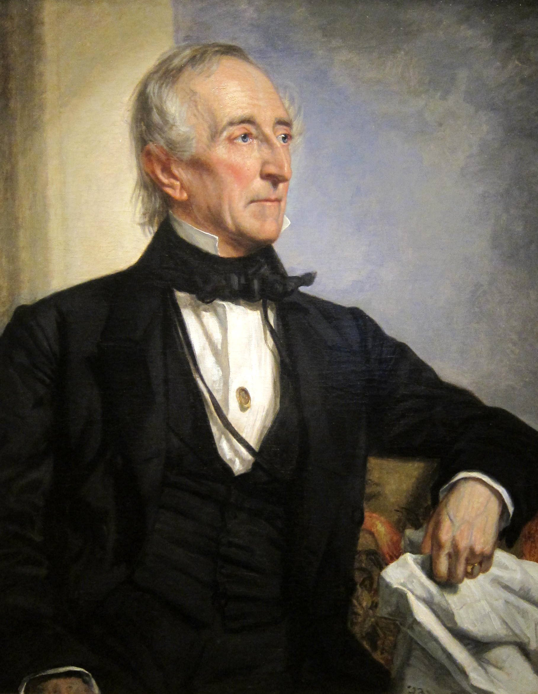 John Tyler, the 10th President of the United States, was a visitor to the Inn. He was President from 1841-1945.
