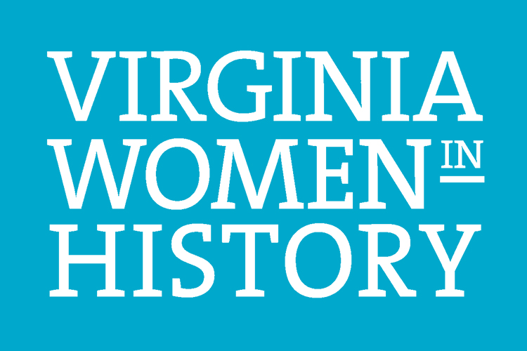 The Library of Virginia honored Georgeanna Seegar Jones as one of its Virginia Women in History in 2019.