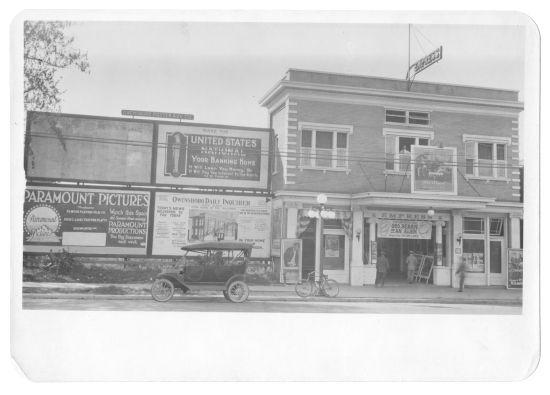 Empress Theatre, ca. 1920s
