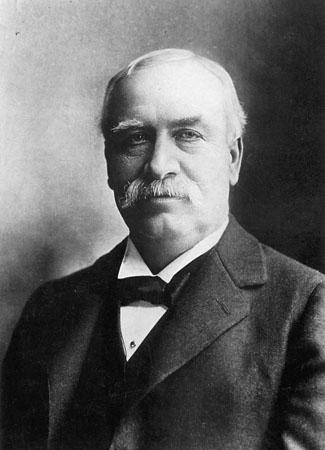 Henry Villard (1835-1900), President of Northern Pacific Railroad 1881-1884
