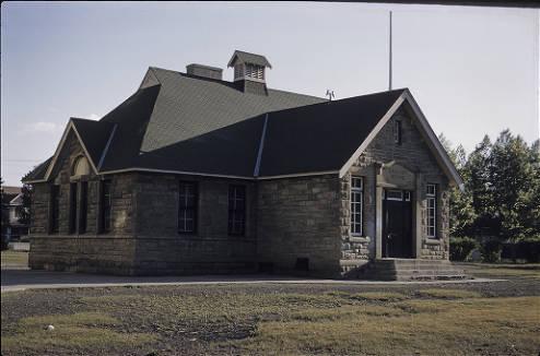 Haultain School, 1958