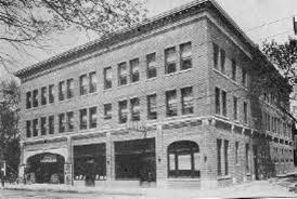 Ferguson Hotel from Washington Street East