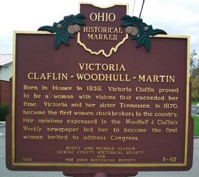 Photograph of Marker by William Fischer, Jr.