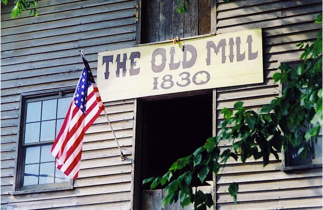 The Old Mill, Est. 1830